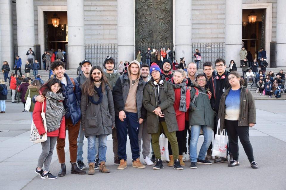 Capodanno a Madrid, nel segno di Taizé