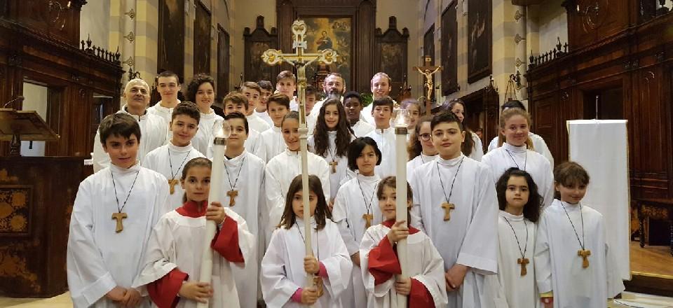 Continua il KIRI-gemellaggio Lucrezia Pesaro
