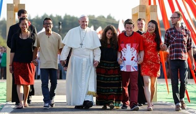 I giovani devono seguire Gesù, non una idea