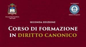II edizione del Corso di Formazione in Diritto Canonico
