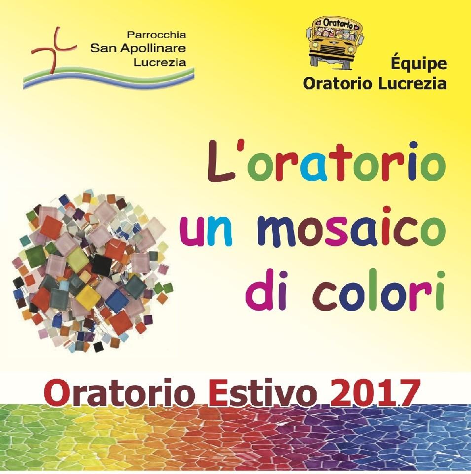 Oratorio Estivo 2017
